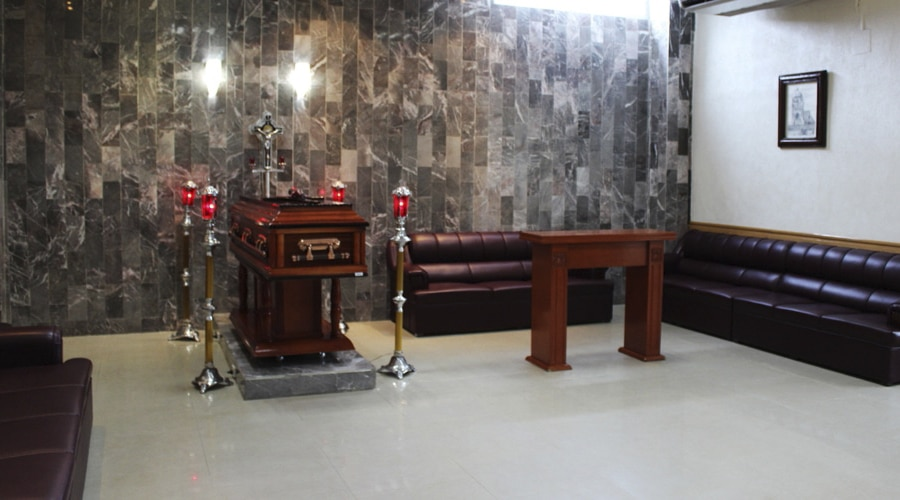 Salas de velación Velatorios Cristo Rey